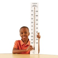 Giant Classroom Thermometer