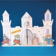 Castle Facade Kit