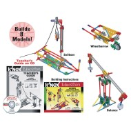 K'NEX® Education Intro to Simple Machines: Levers & Pulleys