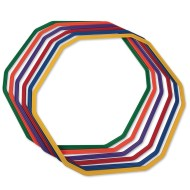12-Sided Agility Rings, 28