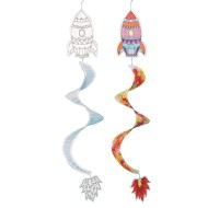 Color-Me™ Rocket Windspinners (Pack of 12)