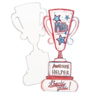 Color-Me™ Trophy (Pack of 36)