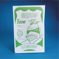 GreenForcers™ Wanted Poster (Pack of 15)