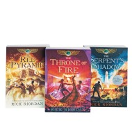 Kane Chronicles Books