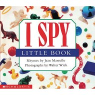 I Spy™ Little Toys Book