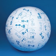 Toss 'n Talk About® Addition Ball