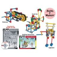 K'NEX® Education Intro to Simple Machines: Gears
