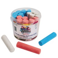 Color Splash!® Patriotic Chalk Bucket