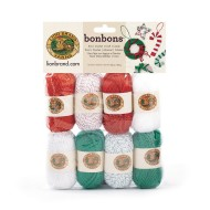 Bonbons® Mini Acrylic Yarn Pack - Jingle Bells Themed