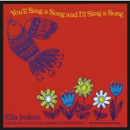 Ella Jenkins You'll Sing a Song and I'll Sing a Song CD