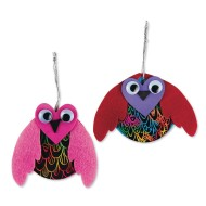 Mini Owl Craft Kit (Pack of 24)