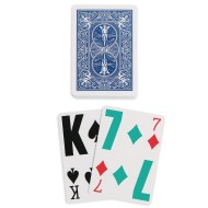 Low-Vision Playing Cards Pack