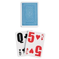 Low Vision Playing Cards