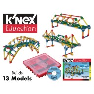 K'NEX Education® Intro to Structures Building Set - Bridges