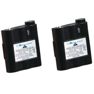 Replacement Batteries for Midland® GXT 2-Way Radios
