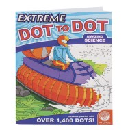 Extreme Dot To Dot Amazing Science Puzzle Book