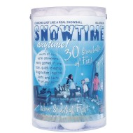 Snowtime Anytime Snowballs
