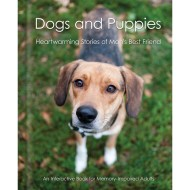 Dogs and Puppies Interactive Book