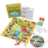 The Talking, Feeling, Doing Board Game