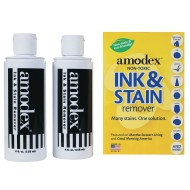 Amodex® Ink & Stain Remover, 4 oz. Twin Pack (Pack of 2)