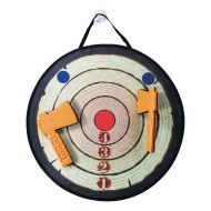 Axe Throwing Target Toss Game