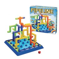 Pipeline 3-D Strategy Game