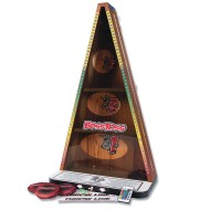 BOSSTOSS Lightup Bean Bag Toss Game