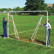 Folding Soccer Goal Set