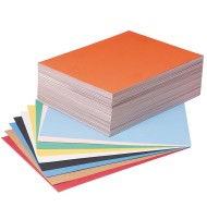 Tru-Ray® Sulphite Construction Paper, 10 Colors, 9