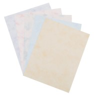 "Marble Card Stock, 8-1/2"" x 11"""
