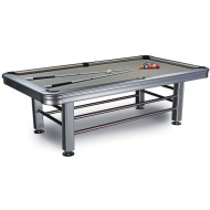 Outdoor Pool Table, 8'