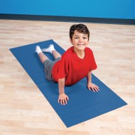 Blue Tapas Yoga Mat