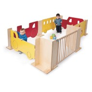 Complete Toddler Play Space