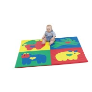 Baby Love Activity Mat - Primary, 57
