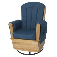 Saferocker SS Swivel Glider
