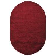 Joy Carpets® Endurance™ Classroom Carpet, 12' x 8' Oval