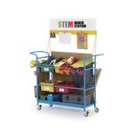 Premium STEM Maker Station Cart
