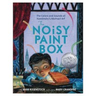 The Noisy Paint Box Book