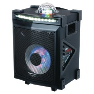 LightShow Magic Bluetooth Karaoke P.A. System