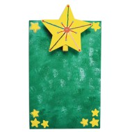 Star Mini Clipboard Craft Kit (Pack of 12)