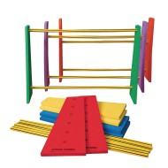 Adjustable Height Hurdles
