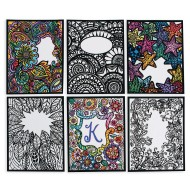 Velvet Art Posters to Personalize (Pack of 30)