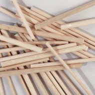 Wood Dowels (Pack of 111)