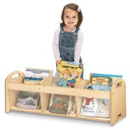 Jonti-Craft® See-Thru Toddler Book Browser