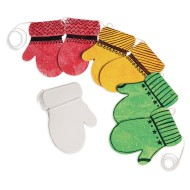 Color-Me™ Mitten Stringers (Pack of 24)
