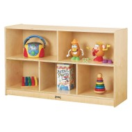 Jonti-Craft® Low Single Storage Unit