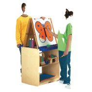 Jonti-Craft® Double Easel