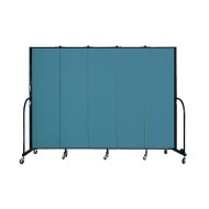 Screenflex Portable Room Divider - 5 Panel