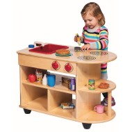 Toddler 2-in-1 Kitchen