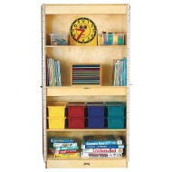 Space Saver Storage Cabinet